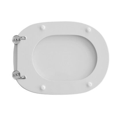 Sedile WC Compatibile LINDA IDEAL STANDARD Copriwater MDF