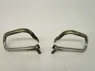 93 Honda GL 1500 Goldwing Aspencade used Right Left Saddlebag Crash Bar Guard