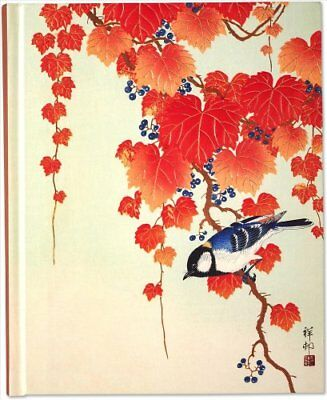 Bird and Red Ivy Journal (Diary, Notebook) by Peter Pauper Press (Hardback,...