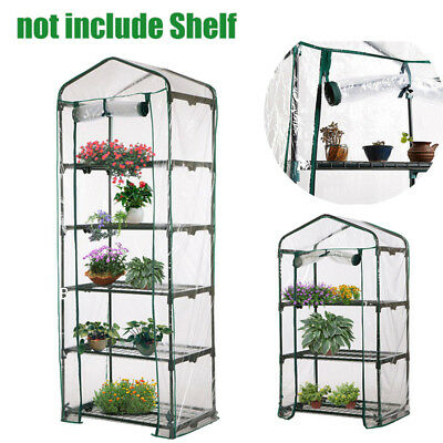 Garden Green House Mini Portable Outdoor Warm Greenhouse Flower Plants Home US