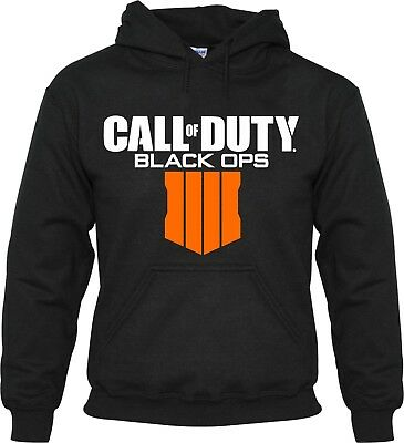 Call of Duty Black OPS 4 New Christmas Gift Cute  Funny Hoodies Pull Over