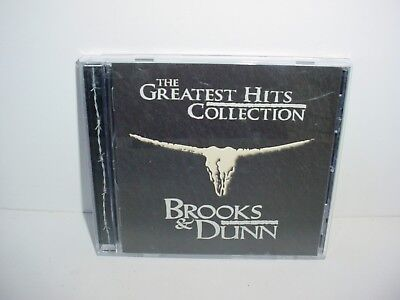 The Greatest Hits Collection by Brooks & Dunn Music CD