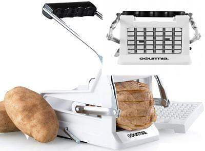 Gourmia GCU9245 French Fry Cutter Professional Potato Slicer with 2...