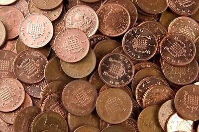 Pick a Penny Coin 1p rare New Penny 1982 2008 British UK Collectable G VG F VF