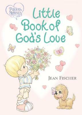 Precious Moments Little Book of God's Love by Thomas Nelson (author)