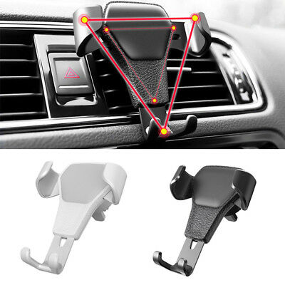 360° Universal Gravity Car Air Vent Mount Dashboard Stand Holder For Cell Phone