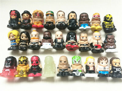 WWE Wrestling Ooshies Series 1 & 2 - Complete Your Collection - BEST EASTER GIFT