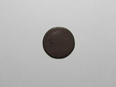 Old Great Britain Coin - 1770-1775 Half Penny Halfpenny - Circulated, dateless