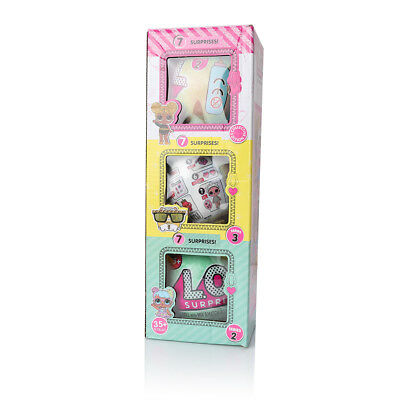 Lol Outrageous Surprise Ball Series 3 Layer Surprise Doll Kids Great Gift Toy