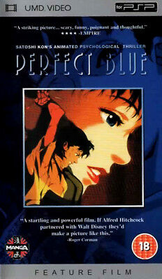Perfect Blue (UMD Mini for PSP) - Free Postage - UK Seller
