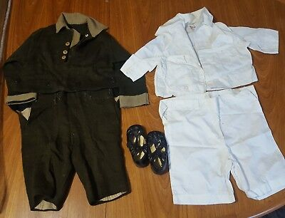Antique Lot of Children's Clothing (8)