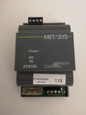 Johnson Controls Xp-9100-8304 Metasys Xp9100 Extension Module