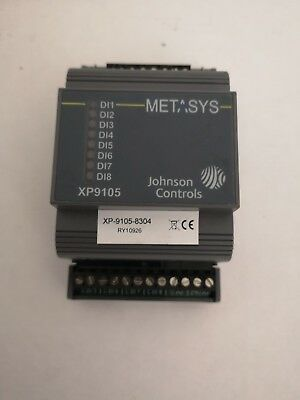 Johnson Controls Xp-9105_8304 Metasys Xp9100 Extension Module