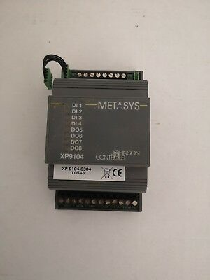 Johnson Controls XP-9104-8304 Metasys  Module