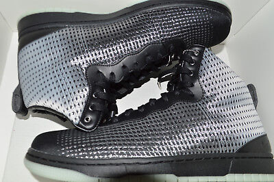 check out e08e5 ce281 New Nike Men KD 8 Kevin Durant NSW Lifestyle Shoes Black Silver 749637-004