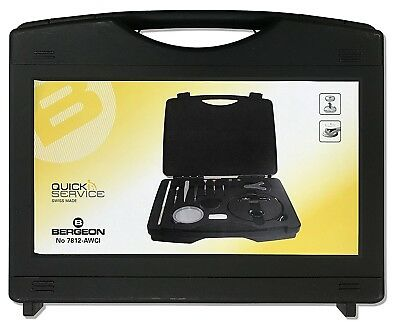 Bergeon 7812-AWCI Watch Battery Service Toolkit w/ protective sheet(7982)