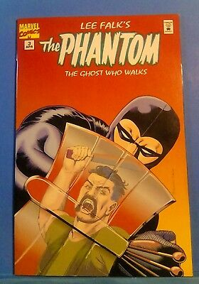 Lee Falk's The Phantom , The Ghost Who Walks #3 April 1995 Marvel Comics VF