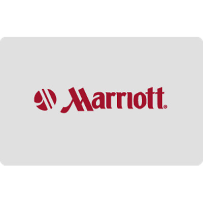 Marriott Gift Card $25 Value, Only $24.50! Free Shipping!