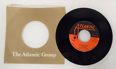 """Led Zeppelin IMMIGRANT SONG / WHAT CAN I DO Atlantic 45-2777 7"""" Single 45 RPM"""