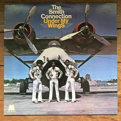 The Smith Connection Under My Wings Japan LP 1996 PLP-6819