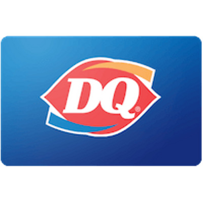 Dairy Queen Gift Card $50 Value, Only $48.50! Free Shipping!