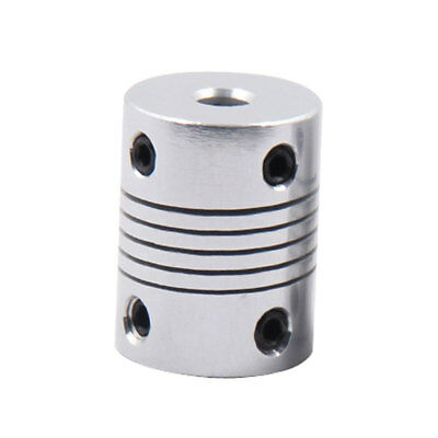 12 Sizes Stainless Steel Flexible Shaft Coupling Coupler 3D Printer Parts Fine