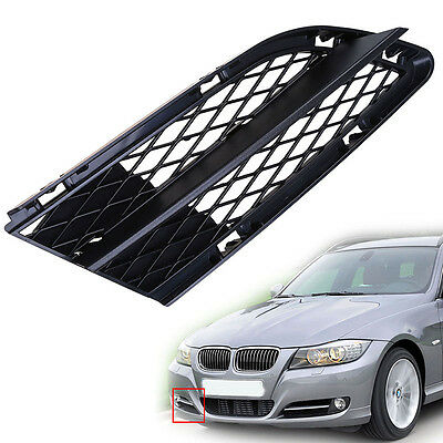Right Side Front Bumper Lower Grille for BMW 3 Series E90 E91 2008-2012 Facelift