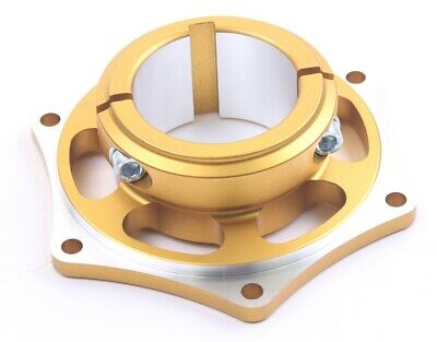 Go Kart AMV Brake Disc Carrier 50mm Gold Race Racing Karting