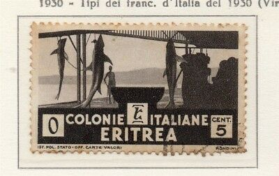 Eritrea 1930 Early Issue Fine Used 5c. 188076