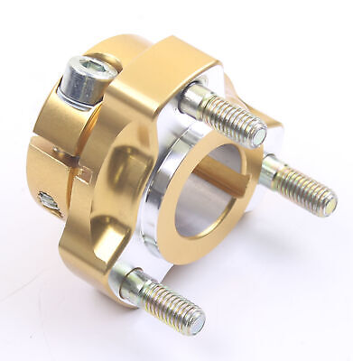 Go Kart AMV Aluminium X-Short Rear Hub 25mm x 40mm Gold Race Racing Karting