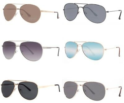 Kenneth Cole Reaction Men's Aviator Sunglasses - Choice of Color