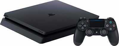 PlayStation 4 500 Gb Sony PS4 Console Slim Chassis F colore nero - 9388876
