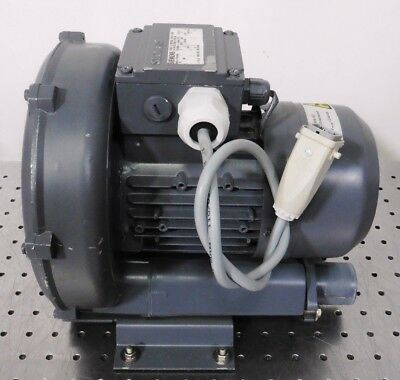 G154281 Siemens ELMO-G 2BH1300-7AB17-ZN00 Side Channel Radial Blower