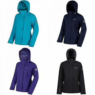 Regatta Womens/Ladies Calyn Stretch II Waterproof Shell Jacket (RG3511)