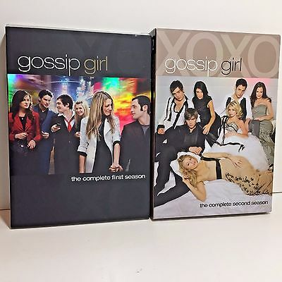 Gossip Girl Series Season 1 and 2 DVD
