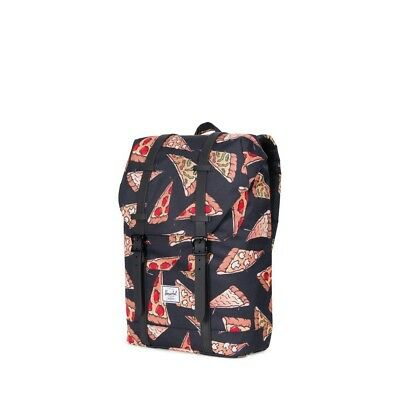 3a06ea03416f HERSCHEL SUPPLY CO backpack Settlement Black Pizza Youth -  45.00 ...