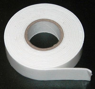 NUMBER PLATE Sticky pads,tape,fixer,fixing,mounting Strong Double Sided foam 5M