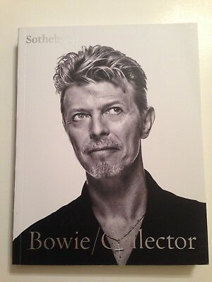 Sotheby's Catalog-David Bowie /collector-Art Collection-Nov. 10-11, 2016