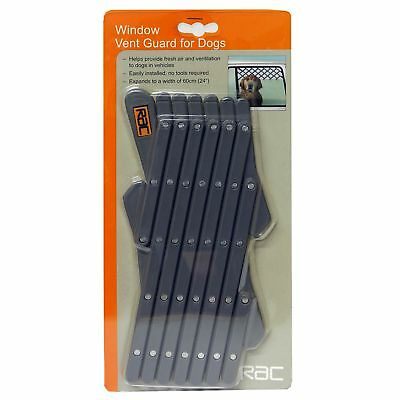 Pet Brands RAC Window Vent Guard For Dogs (Assorted Colours) (VP4236)