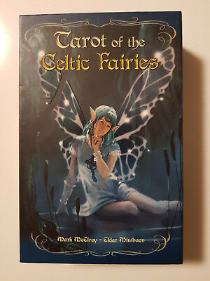 Tarotkarten set Celtic Fairies - Keltische Feen