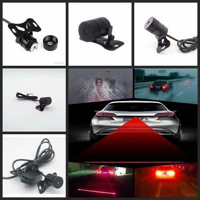 Car Laser Fog Light Rear Anti-Collision Driving Safety Signal Warning Lamp BE