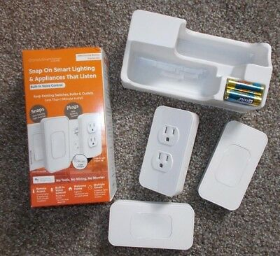 NEW SWITCHMATE Remote & Voice Smart Lighting & Appliances SWITCH Bonus KIT NIB
