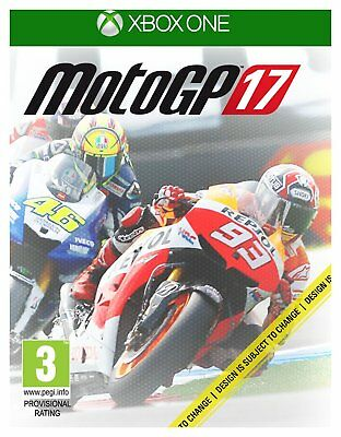 MotoGP 17 Microsoft Xbox One Game 3+ Years