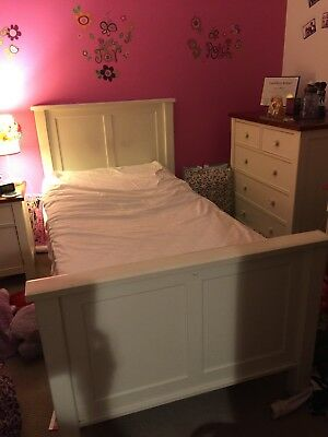POTTERY BARN BEDROOM Set For Girls Furniture 3-Pc Twin ...