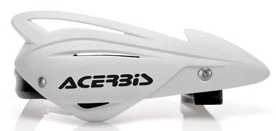 handguards tri fit white Acerbis motocross