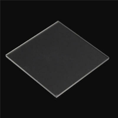 Genuine Clear Borosilicate Glass Build Plate Collection for 3D Printer Glass Bed