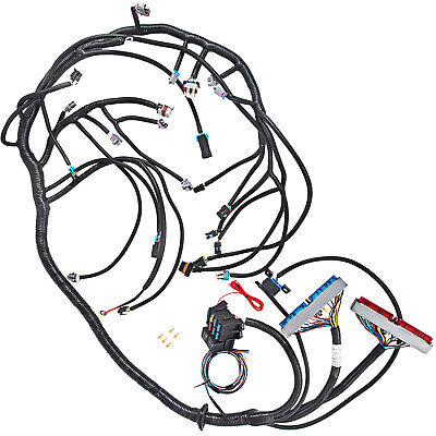 Pleasant 53 Stand Alone Wiring Harness Better Wiring Diagram Online Wiring 101 Capemaxxcnl