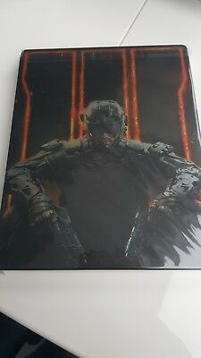 Call of Duty Black Ops 3 Steelbook - ohne Spiel - Playstation 4 PS4