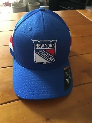 best service f683e 0ac3b ... norway new york rangers adidas 2017 draft structured flex hat blue red  white aaca0 6a093