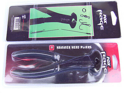 Fox Rage Hammer Head Pliers XL
